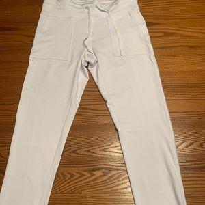 Pants - Infinite performance high rise white leggings